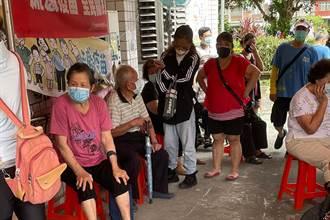 Delta病毒太可怕 宜蘭長者施打疫苗人數暴增
