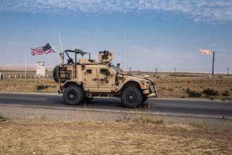 美國對敘利亞空襲後 駐敘美軍遭到火箭彈反擊