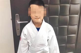 台中7歲柔道童遭重摔腦傷 與死神搏鬥70天宣告不治