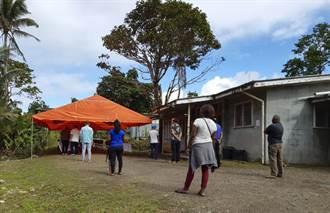 斐濟也爆發Delta變種病毒 經濟受到打擊