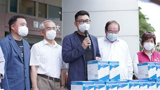 國民黨抗疫系列》國民黨持續協助抗疫捐贈 串聯各地救疫情