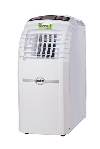 歌林抗疫捐空調冷凍櫃