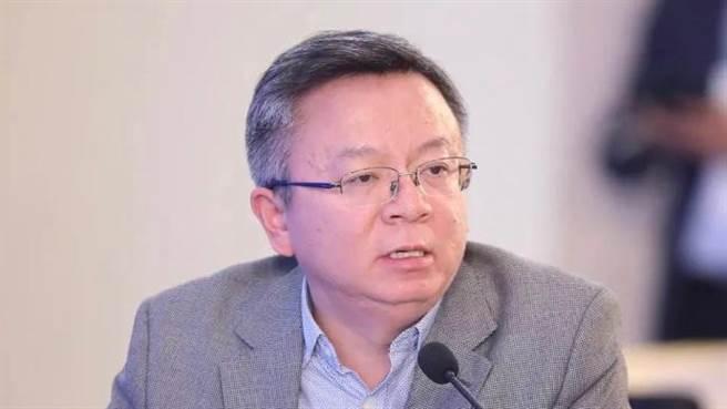 IMF總裁任命中國人民銀行副行長李波(如圖)出任副總裁 。(澎湃新聞)