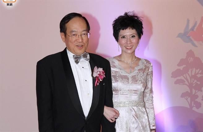 羅慧娟9年前病逝,劉志敏每年登報哀悼太太。(圖/取自《on.cc東網》)