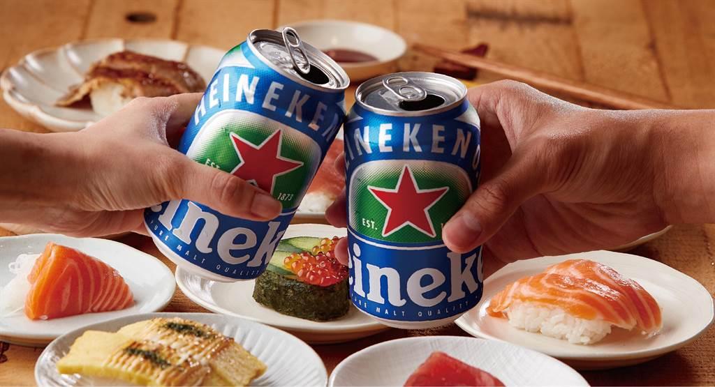 爭鮮迴轉壽司最新推出防疫餐點優惠,陪伴顧客度過點心時光。(圖/爭鮮提供)