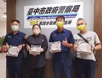 疫情嚴峻鰻魚飯店贈鰻魚肉粽  員警備感暖心與貼心