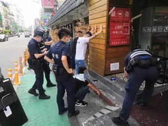 板橋3男攜空氣槍準備討債 民眾嚇壞急報案 警逮1通緝犯