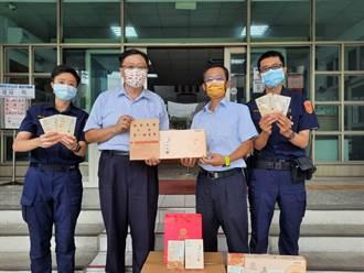 福壽送1600包滴雞精 為清水警滋補元氣