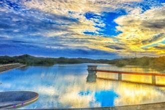 新竹水情恢復正常 寶山和寶二水庫美景再現