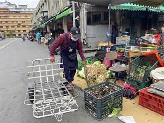 羅東開元市場被歸類傳統市場 鎮長憂成防疫破口