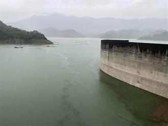1個月增加2.66億噸水量 曾文、烏山頭蓄水量衝過歷年平均值