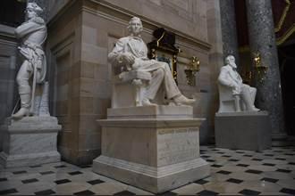 美眾院連續第2年通過法案 欲移除支持蓄奴者雕像