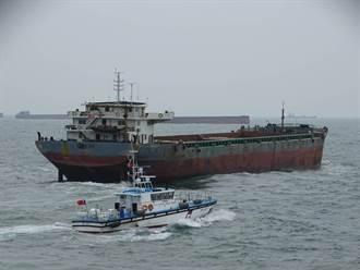 3000噸級宜蘭艦協勤 防堵大陸抽砂船