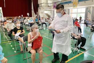 台中惠文國小接種踴躍238人施打 準備180劑不足緊急調4瓶應急