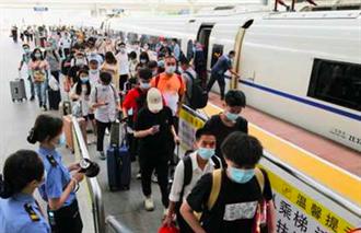 大陸國鐵暑運明啟動 預計載客量達7.5億人次