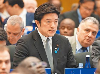 日本防衛副大臣示警 應保護台灣