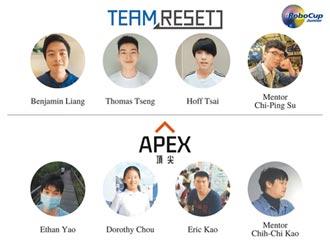 青少年機器人世界盃 台灣奪雙料冠軍
