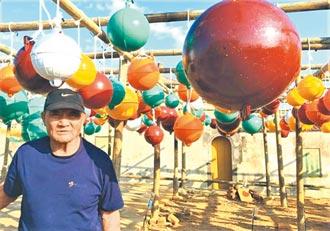 90歲浮球達人 趙長壽彩繪新人生