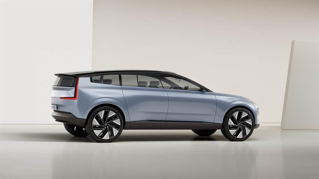 VOLVO Tech Moment攜手業界頂尖夥伴擘畫品牌未來、Concept Recharge 概念車首發