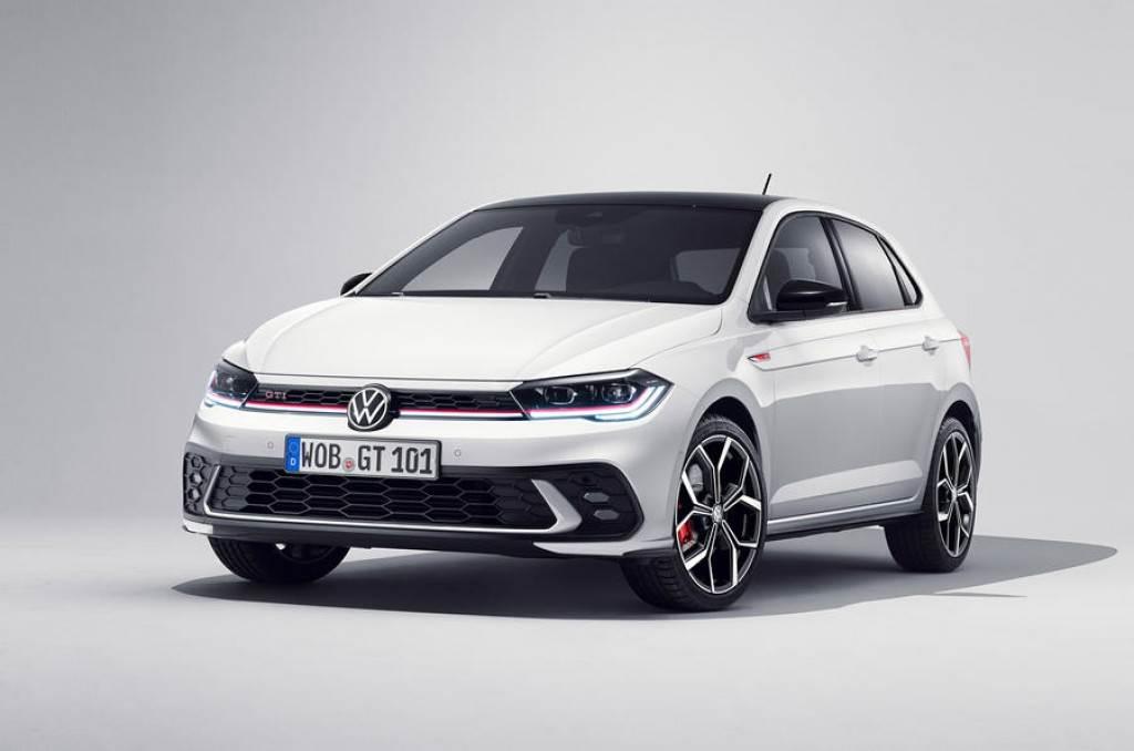 動力不變、外觀內裝「數位化」升級,Volkswagen Polo GTI 小改款亮相!