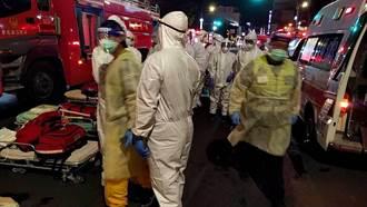 【4死惡火】33歲未婚勇消倒臥旅館浴缸 隊員忍慟跪地輪流CPR搶救