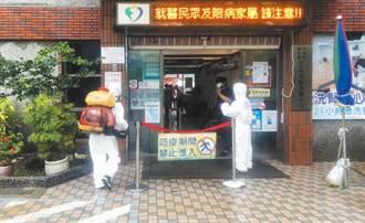 中央指引強化枋寮醫院防疫措施 3篩檢站延長至2日