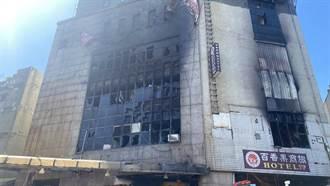 【4死惡火】濃煙猛竄旅館竟廣播「是測試請回房」義消氣炸