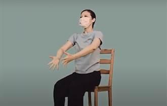 舞蹈家編作示範居家伸展 台中國家歌劇院帶民眾「藝起動」
