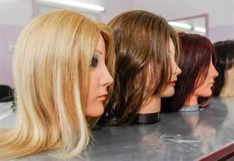 部分產品賣到斷貨 陸假髮市場連6年增速超過20%