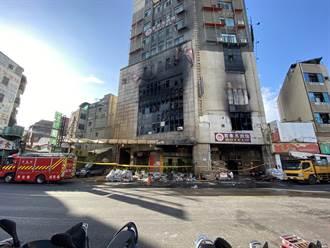 【4死惡火】管制出口防疫卻斷生路 消防專家嘆:擔心的情況發生了