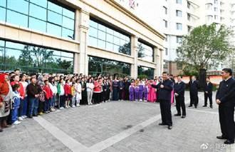 喊習核心第一人 天津市委書記李鴻忠再提新論述高喊「十強」