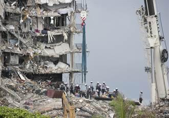 影》坍塌前一刻 路人錄下佛州大樓異狀