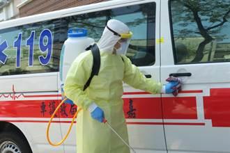 體恤消防人員疫情執勤風險高 嘉義縣5到11月每月加發慰勞金