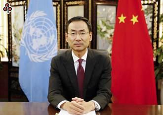 陸常駐聯合國副代表籲美無條件率先重返伊核協議