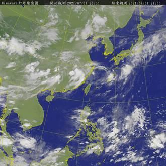 周六變天 未來一周天氣出爐 氣象局曝今年颱風數量
