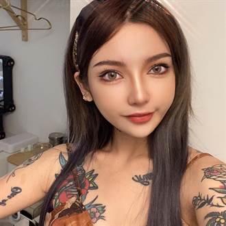 網紅隆鼻撞臉周揚青 彩妝師YAZ自信爆棚