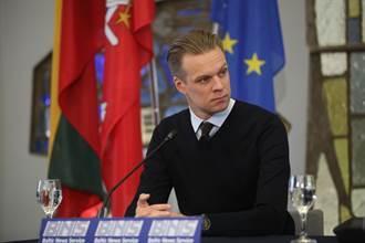 立陶宛外長:規劃在台成立代表處