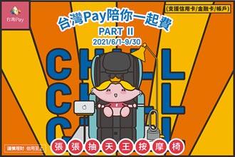 台灣Pay好幫手 線上繳費抽大獎