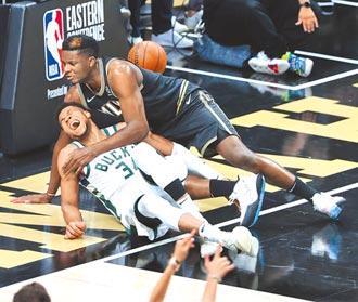 NBA》總冠軍賽首戰7日燃戰火 字母哥是否出賽成疑