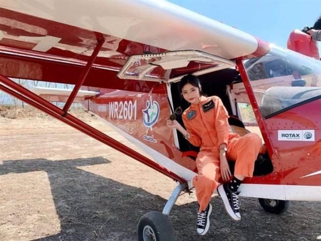 台中烏日一日遊!看美景、吃美食還能體驗開飛機(圖/ReadyGo提供)