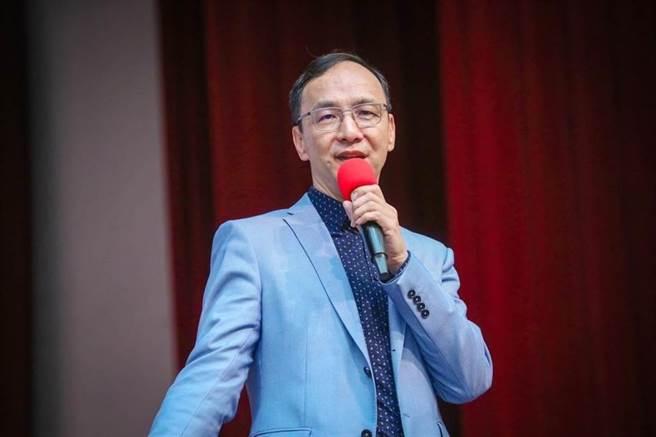 獨家/朱立倫今宣布參選國民黨主席 喊:要贏回中華民國