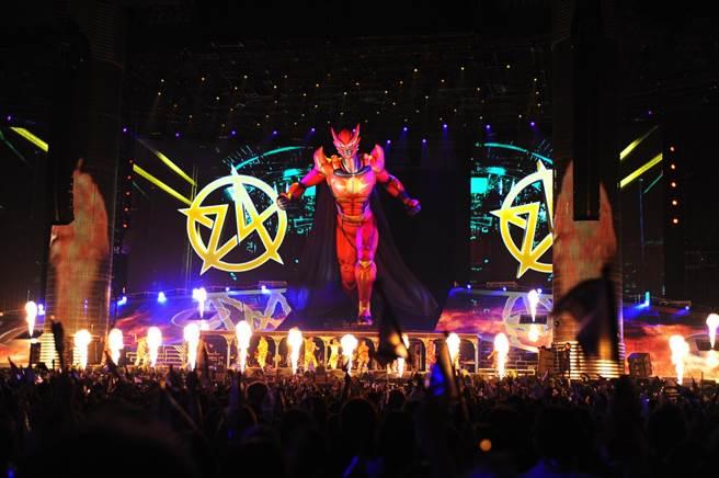 放浪一族堪稱日本最強娛樂集團,每組藝人演唱會總是一票難求。(MOMOTV提供)
