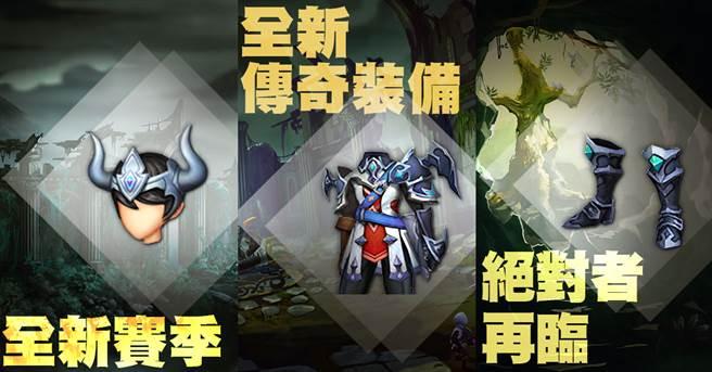 《龍之谷:新世界》全新賽季&獎勵