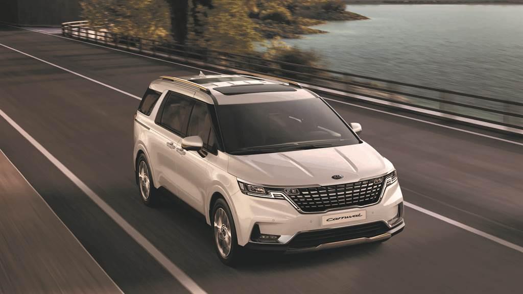 KIA All-new Carnival融合SUV與MPV優勢,打造全新GUV級距(Grand Utility Vehicle),自上市以來接單數已突破600張。
