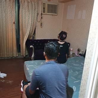 台中警抓性交易 女稱有過濾客人查旅遊史