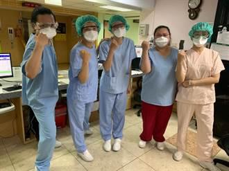 北榮桃園分院加強專責病房規格 每週定期核酸檢測