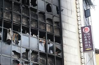 【4死惡火】貿然逃生死更快!消防專家林金宏:我會選擇留房內