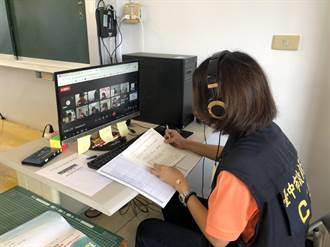 防疫顧青春 太平警方校園宣導創意直播