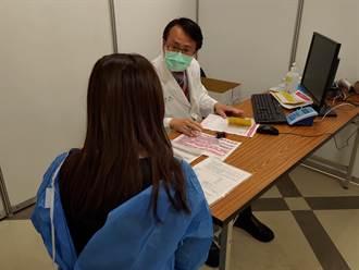 預約接種莫德納疫苗 中國醫一開放即被秒殺