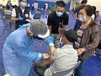 金門莫德納疫苗開打 上午815人完成接種